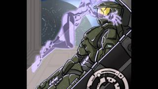 Master Chief and Cortana Undying Love