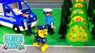 PEPPA PIG E I PAW PATROL ITALIANO  - Peppa va al lavoro con Marshall e insieme salvano un gattino