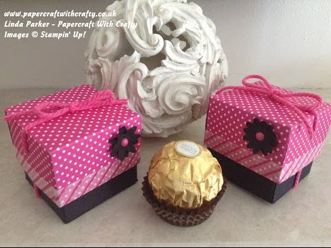 Tiny Ferrero Rocher Chocolate Treat Box