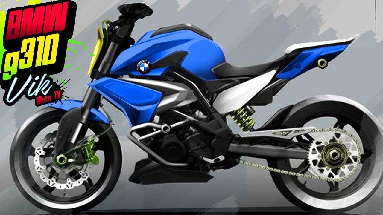 Bmw G310 Una Moto De Lujo Y Accesible Youtube