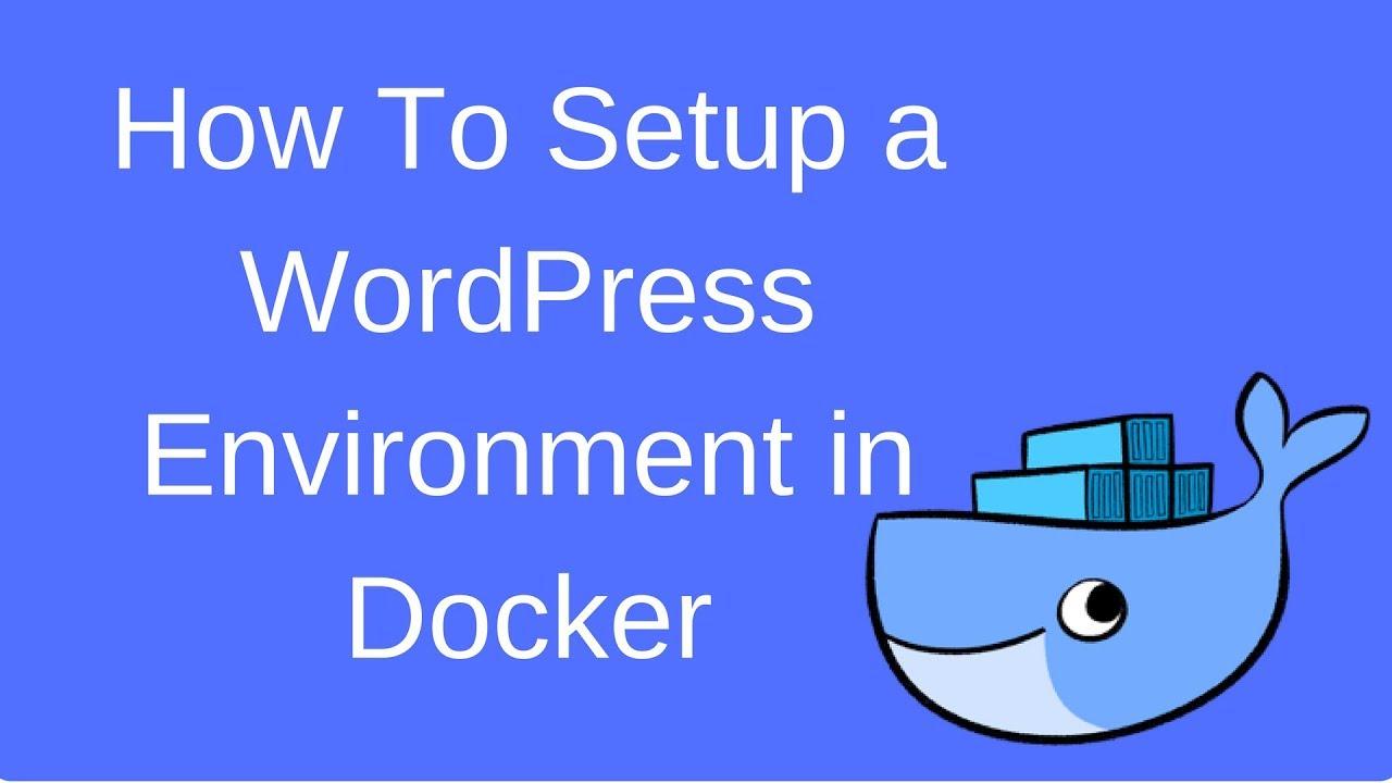 How to Setup WordPress in Docker | TruthSeekers