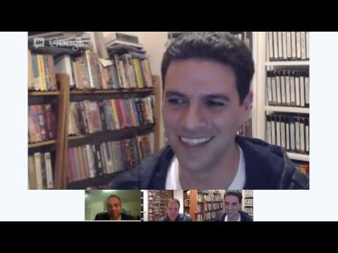 Hanging Out With David + Dave: Live With Gregg Breinberg of PS22