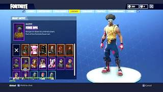 Selling Fortnite Account (Cuddle Team Leader, Red Knight, Black Knight)
