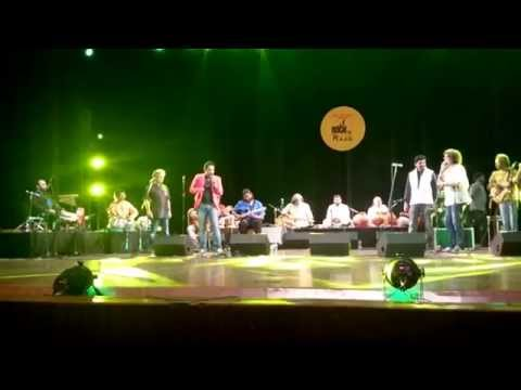 Indian Ocean -  Ma Rewa Live Performance