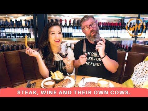 Sydney's BEST Steak? - The Meat & Wine Co