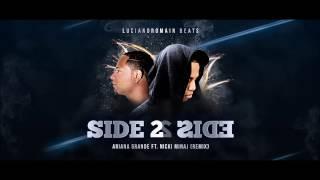 LucianoRomain Beats - Side 2 Side (Kizomba remix) Ariana Grande ft Nicki Minaj