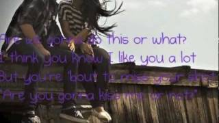 Thomas Square Are You Gonna Kiss Me Or Not Lyrics