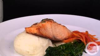 Mccormick & Schmick's - Atlantic Stuffed Salmon