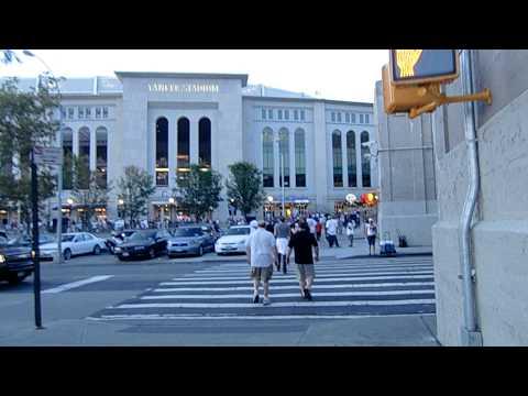 livecam streetview way to Yankee Stadium italians79 in New York