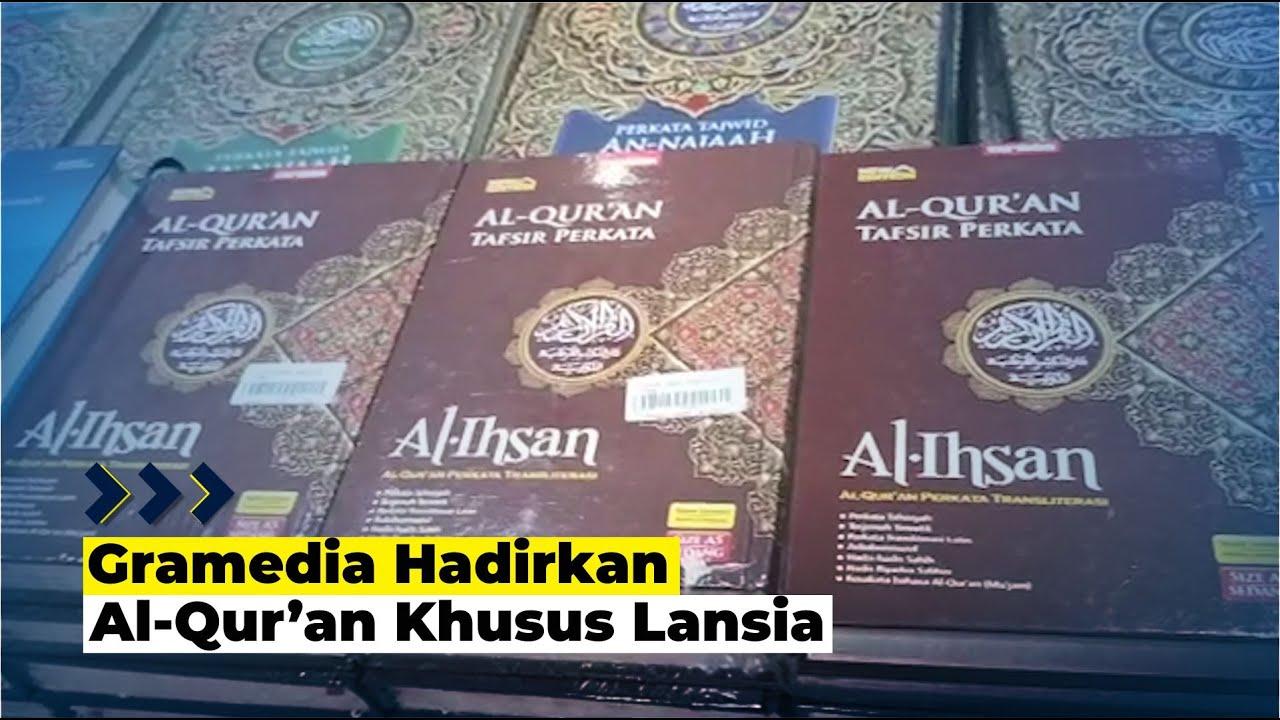 Gramedia Kendari Hadirkan Al Qur'an Dari Cordoba