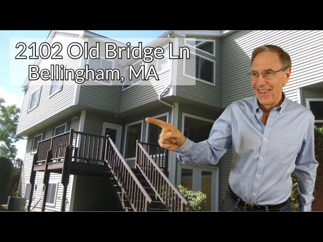 2102 Old Bridge Ln Bellingham MA Warren Reynolds condo for sale