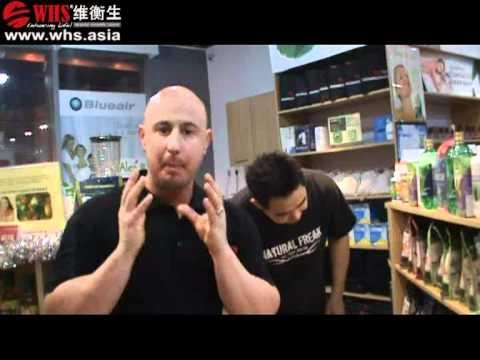 Navitas Naturals - Organic Raw Food Choices In China