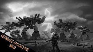 Обложка Imperium Of Man Titan Legions Ultimate Apocalypse Mod