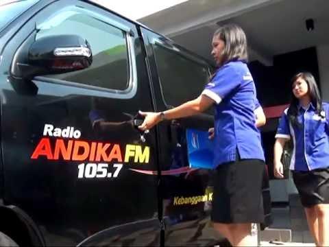 Radio Andika FM Kediri, Jawa Timur