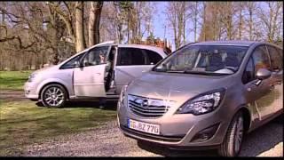 Наши тесты - Opel Meriva