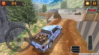 Off - Road Pickup Truck Simulator