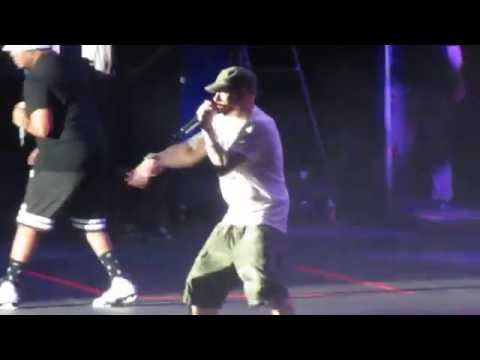 Eminem - Marshall Mathers - LIVE in NJ 16AUG2014 NSFW