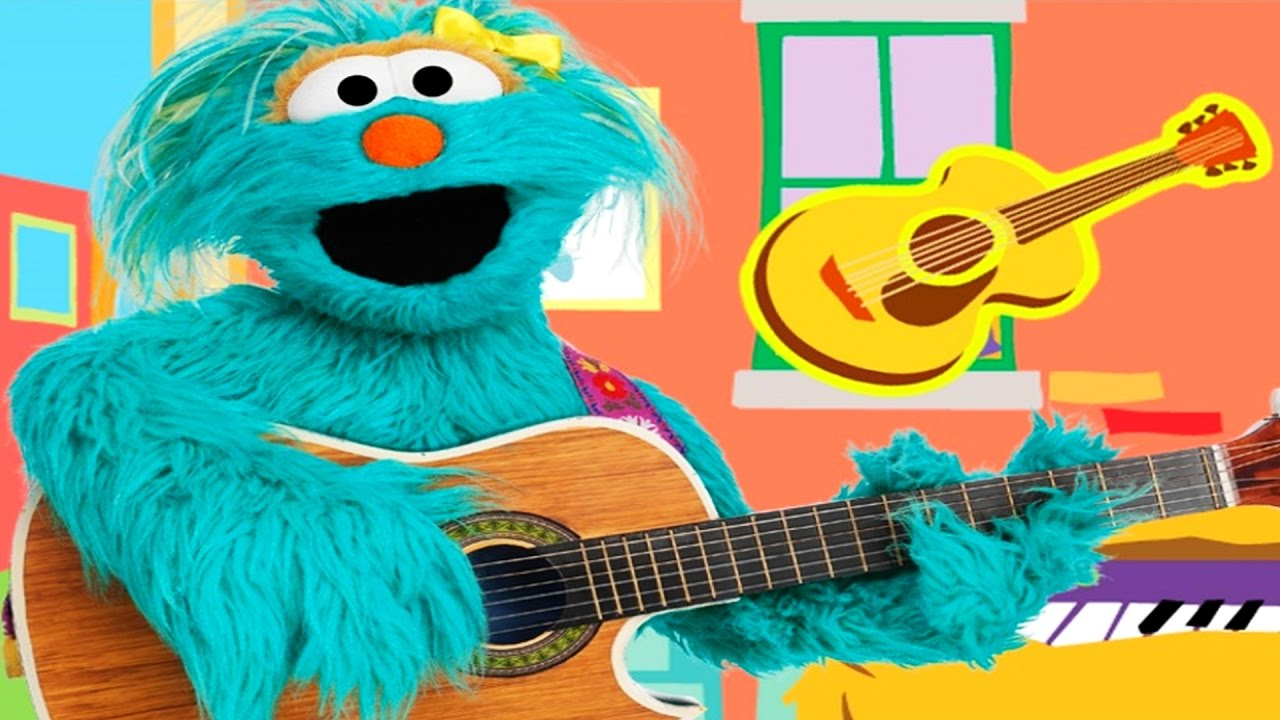 Adult sesame street musical has analogues?