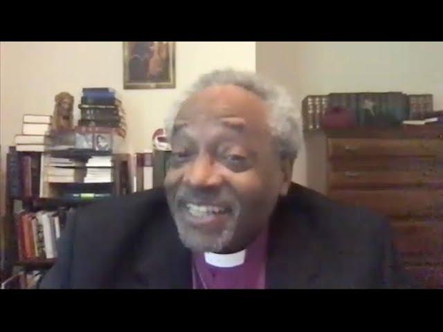"Presiding Bishop Michael Curry Keynote ""Conversation"""