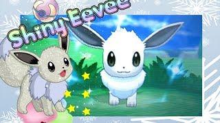 [FOYT LIVE!] Shiny Eevee in Pokemon X!☆