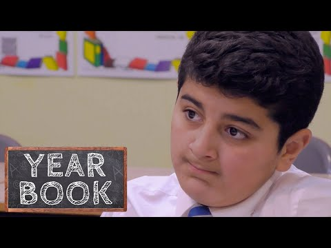 Syrian Boy Struggles to Adjust to School in Manchester | Yearbook