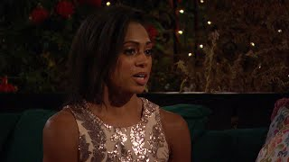 Shiann Confronts Hannah Ann Over Stealing Peter Too Many Times - The Bachelor