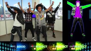"Mindless Behavior ""Just Dance"" Battle"