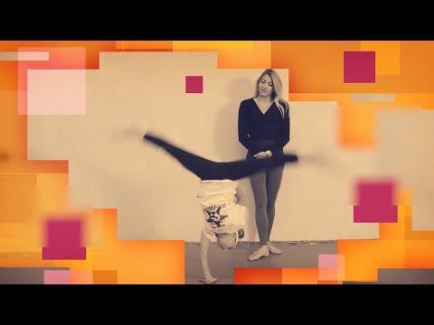 Как научиться делать колесо без рук (аэриал). Танцы Онлайн с Кристиной Мацкевич