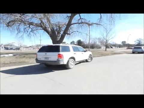 2002 Ford Explorer XLS SUV for sale | no-reserve Internet auction April 5, 2016