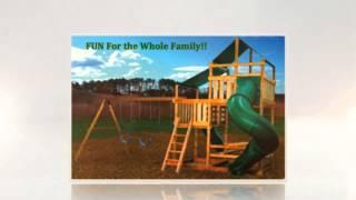 Slides For Swing Sets- A Kids Favorite!