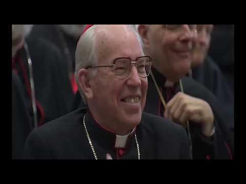 Cử chỉ vinh dự Đức Giáo Hoàng dành cho Đức Hồng Y Phạm Minh Mẫn