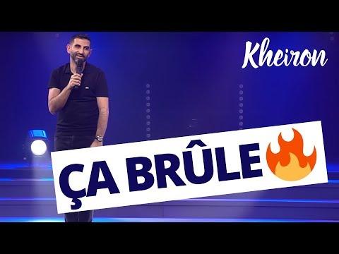 Ça brûle ! - 60 minutes avec Kheiron