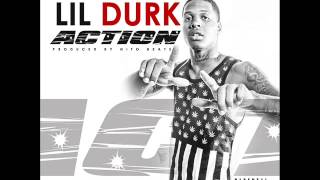 "Lil Durk ""Action"" (Instrumental) Produced By Nito Beats (LifeAintNoJokeMixtape)"
