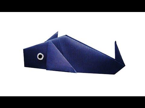 Кит оригами juravliki.ru