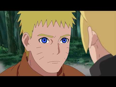 Boruto Meets Kurama For The First Time! Boruto  Naruto Next Generation Fan Animation