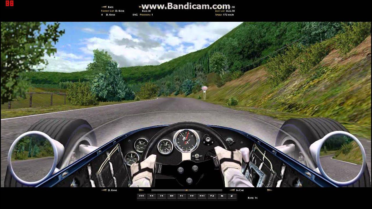 grand prix legends nurburgring eagle fast lap 8 04. Black Bedroom Furniture Sets. Home Design Ideas