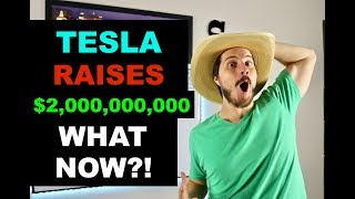 Tesla Raising Money From Elon Musk & Others! Whats It Mean For Tesla Stock?