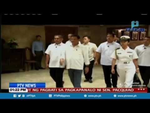 Pangulong Duterte, nakatakdang pumirma sa EO ng Bangsamoro Transition Commission