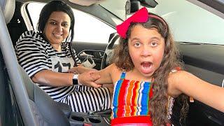 SARAH aprende REGRAS E CONDUTAS de SEGURANÇA para crianças
