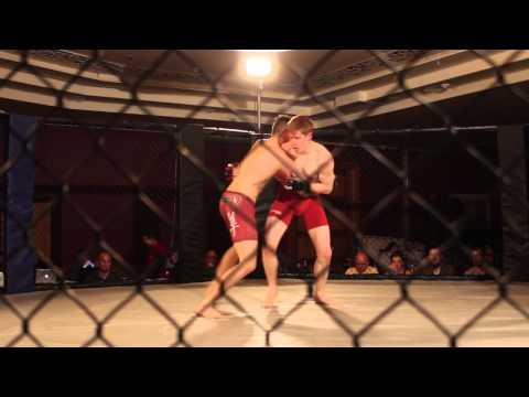 Ron Butler vs Alex Yankov at BattleZone FC 13