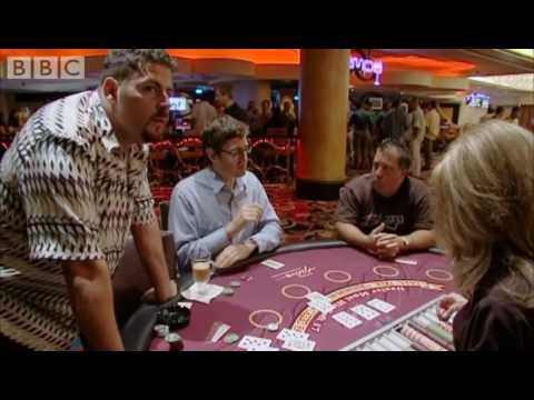 Louis Theroux plays Blackjack -Gambling in Las Vegas - BBC