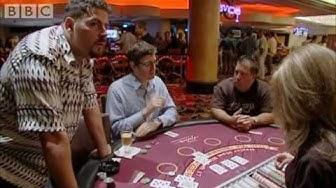 Louis Theroux plays Blackjack -Gambling in Las Vegas - BBC