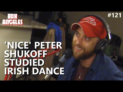 'Nice' Peter Shukoff Studied Irish Dance as a Kid