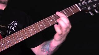 Funeral Fog Guitar Tutorial by Mayhem