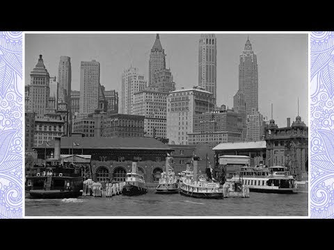 "New York City, 1930's (""In Your Arms"" by Kevin MacLeod)"