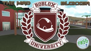 ROBLOX University - The Mad Bloxxer - Quiz #1 (Buon inizio! ) Risposte