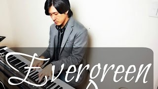 """EVERGREEN-BARBRA STREISAND -  (LOVE THEME FROM """"A STAR IS BORN"""") - Piano Covers"""