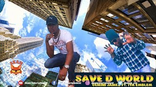 Gemini James Ft. Iya Emblem - Saved D World - April 2019
