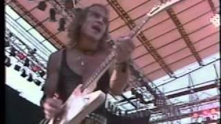Scorpions - Dynamite SUPER ROCK '84 in Japan.