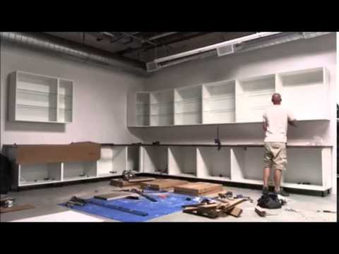 Ikea kitchen installation in 6 minutes